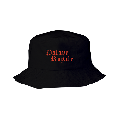 Palaye Royale - Black Bucket Hat