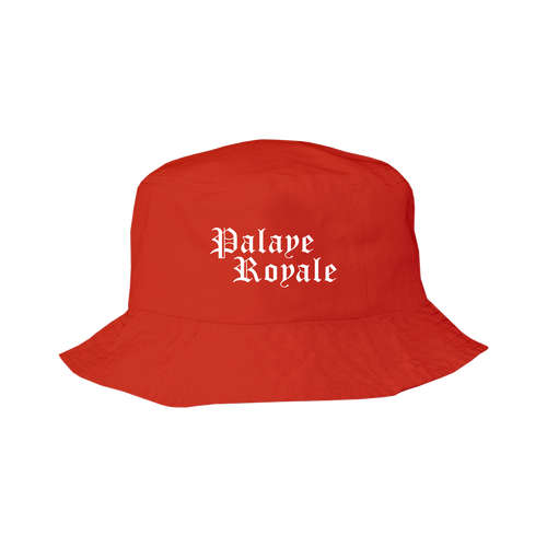 Palaye Royale - Red Bucket Hat