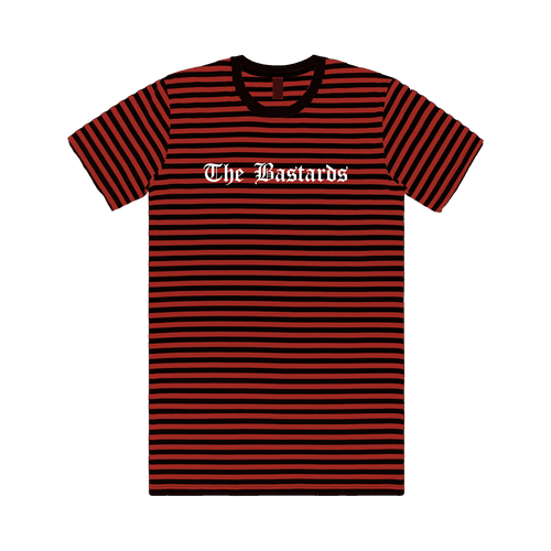 Palaye Royale - The Bastards Stripe Tee