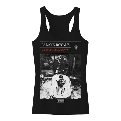 Palaye Royale - Nervous Breakdown Tank