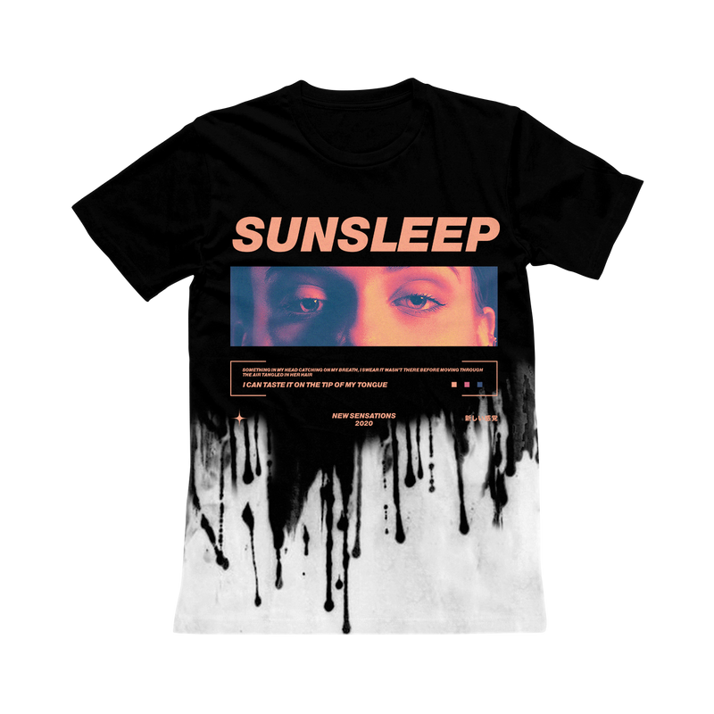 Sunsleep - New Sensations Dye Tee