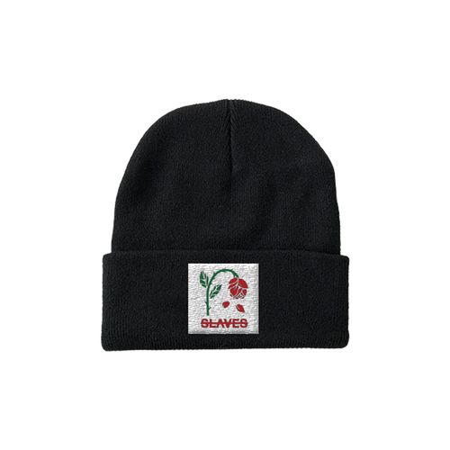 Slaves - Wilted Rose Beanie