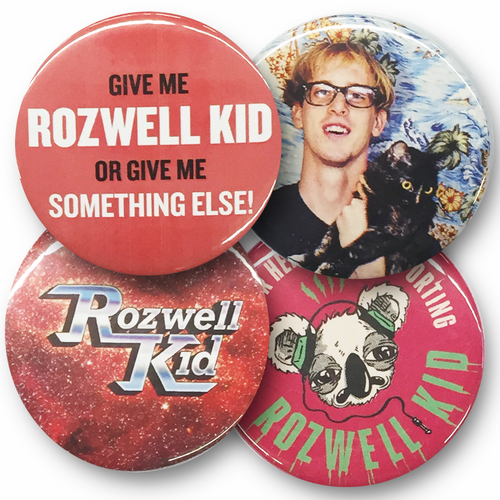 Rozwell Kid - Buttons