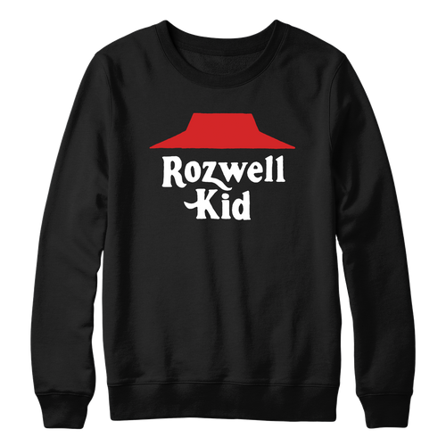 Rozwell Kid - Pizza Hut Crewneck