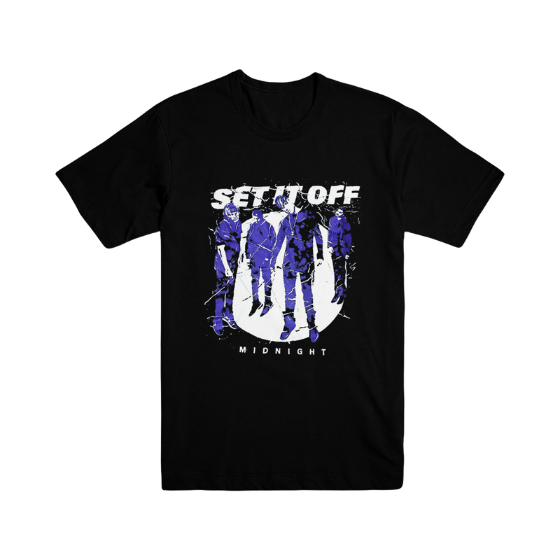 SIO - Midnight Photo Tee