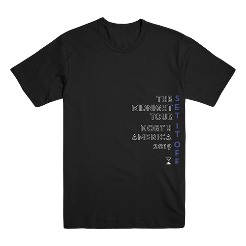 SIO - Midnight Tour North America Tee