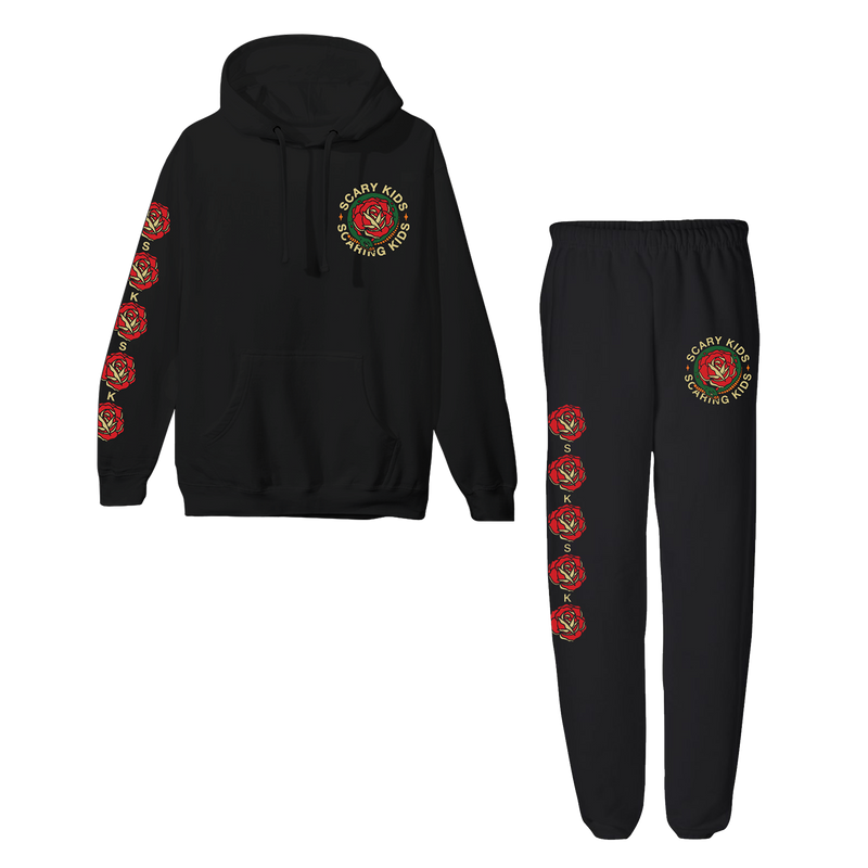 SKSK - TCSIF TRADITIONAL HOODIE & JOGGER BUNDLE