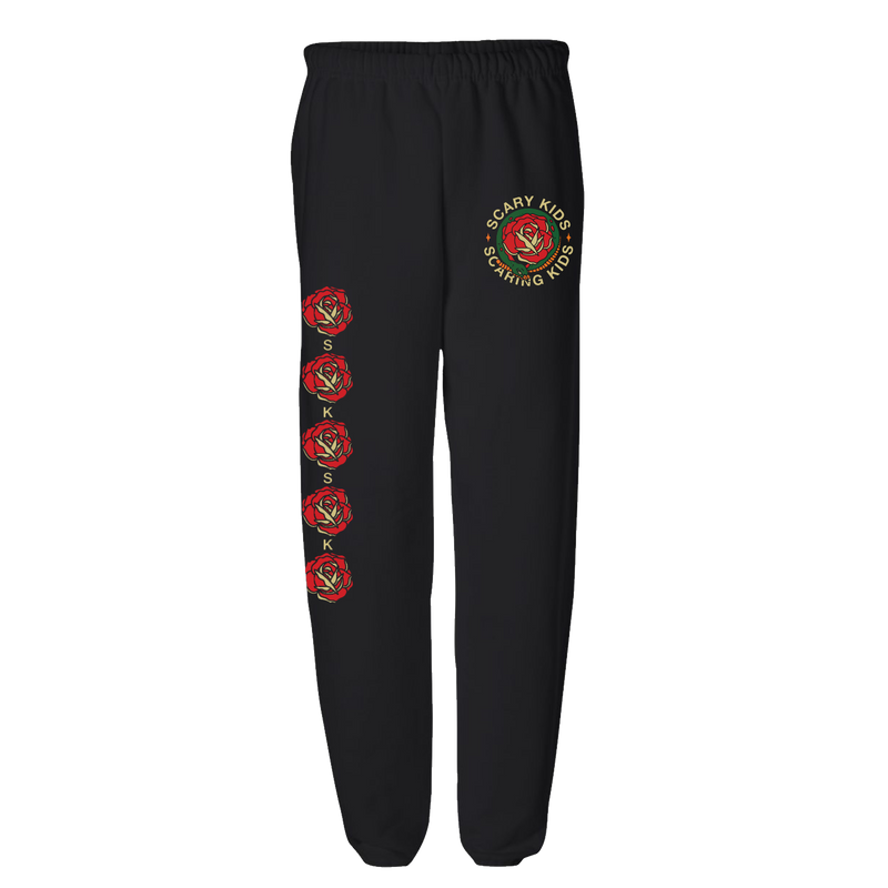 SKSK - TCSIF TRADITIONAL JOGGER SWEATPANTS W/ POCKETS