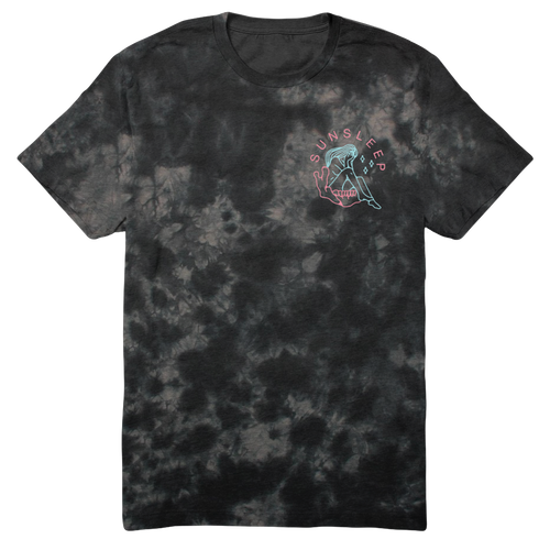 Sunsleep - I Hope To See Again Dyed Tee