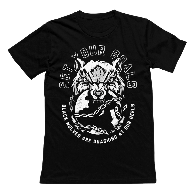SYG - Wolves Gnashing Tee