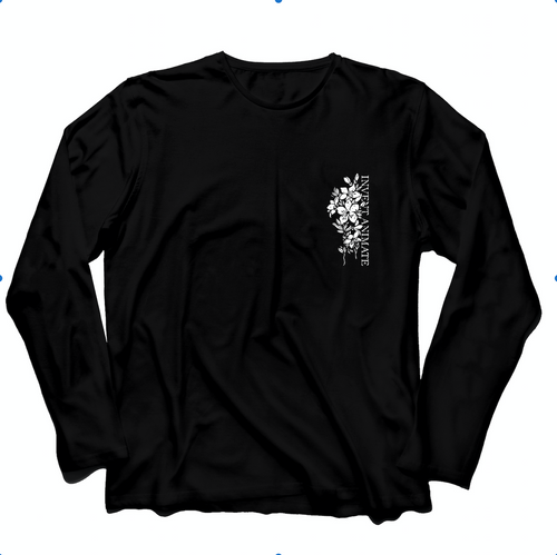 IA - Black Stillworld Longsleeve