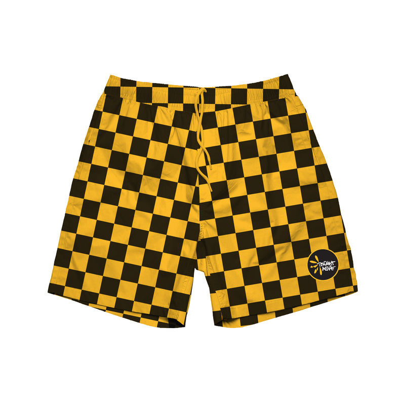 TA - Checkered Shorts
