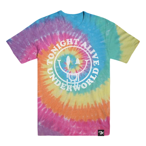 TA - Underworld Rainbow Dyed Tee