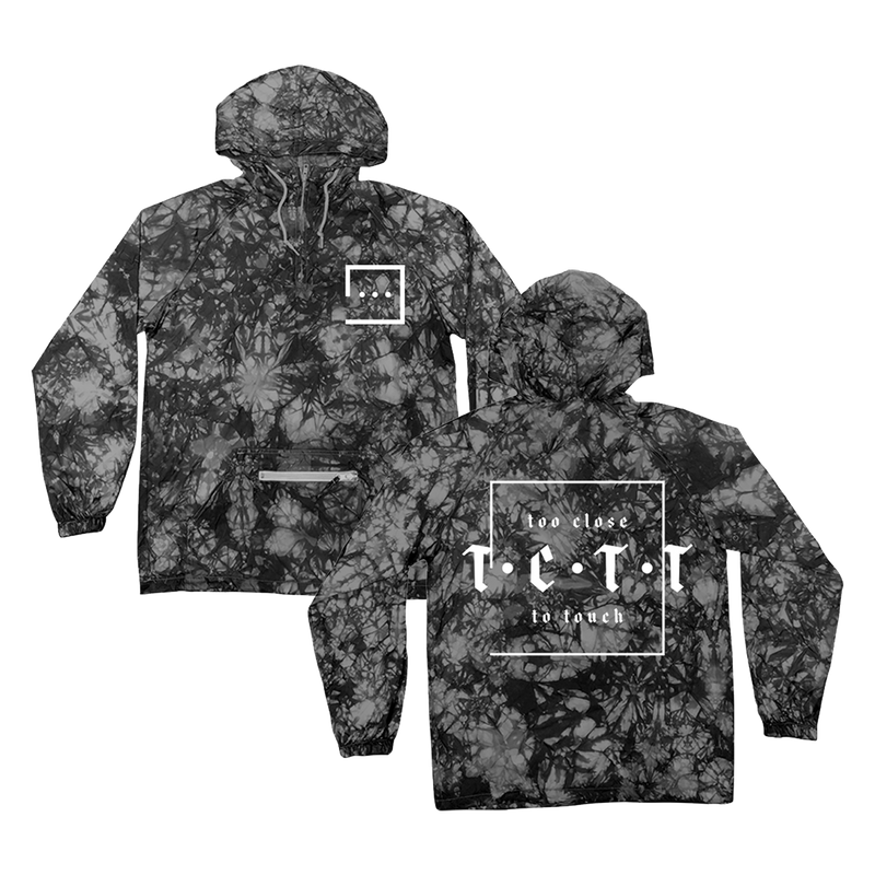 TCTT - Dyed Logo Windbreaker