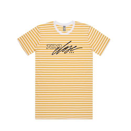 TCTT - Too Close Striped Tee