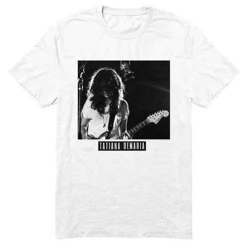 TDM - Too Much Tee White