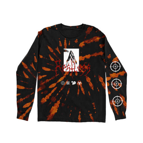 Trevor Daniel - Restless Dyed Long Sleeve