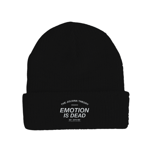 TJT - Emotion Is Dead Beanie