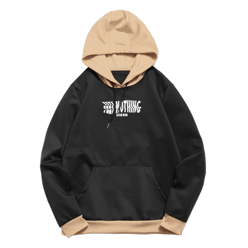 TPIY - Custom 2 Tone Feel Nothing Hoodie