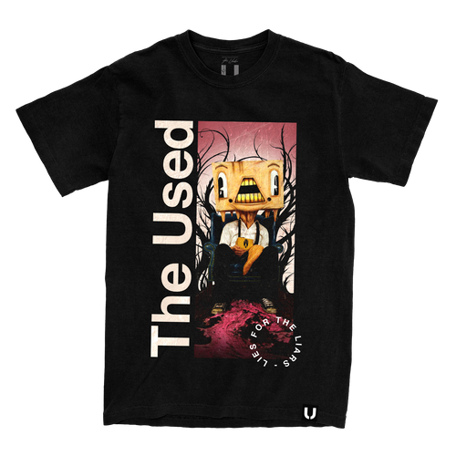 The Used - Lies for the Liars Tee