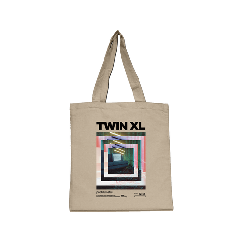 Twin XL - Problematic Tote Bag