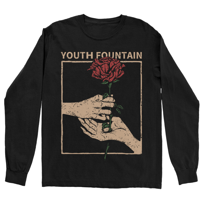 YF - Stabbing Rose Long Sleeve