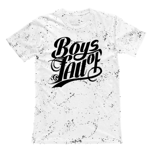 Boys Of Fall - Logo Speckle Dye Tee