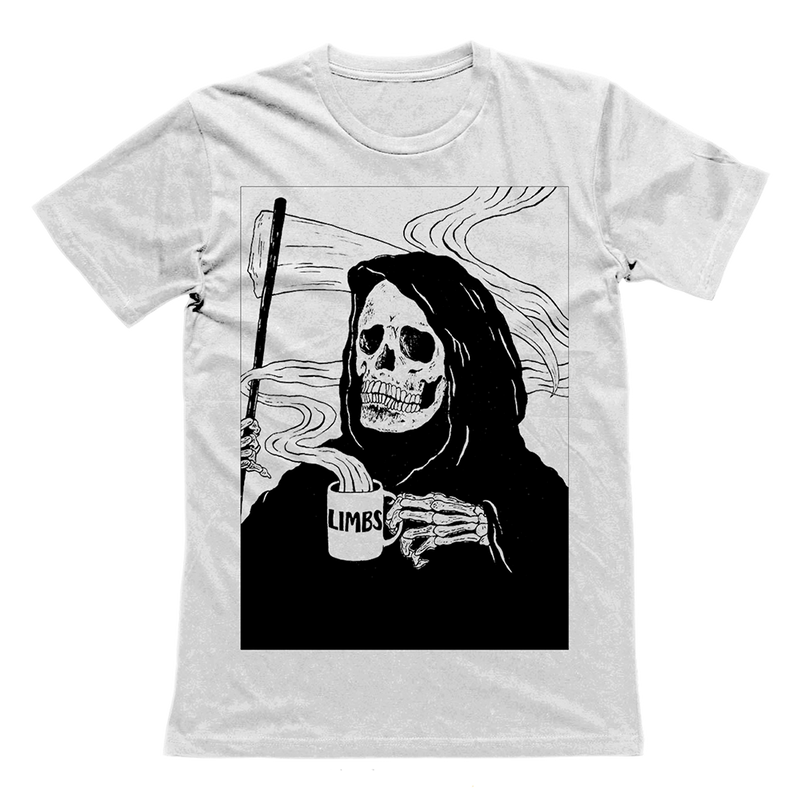 Limbs - Coffee Reaper Tee