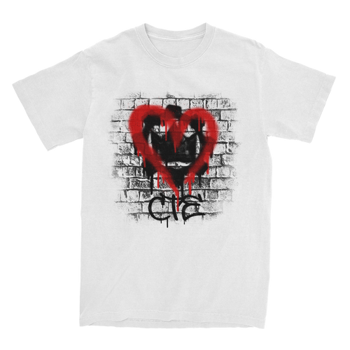 CTE - Graffiti Heart Tee