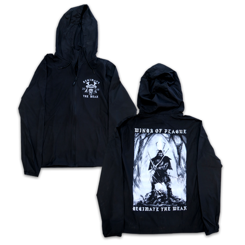 WOP - Decade of Decimation Windbreaker