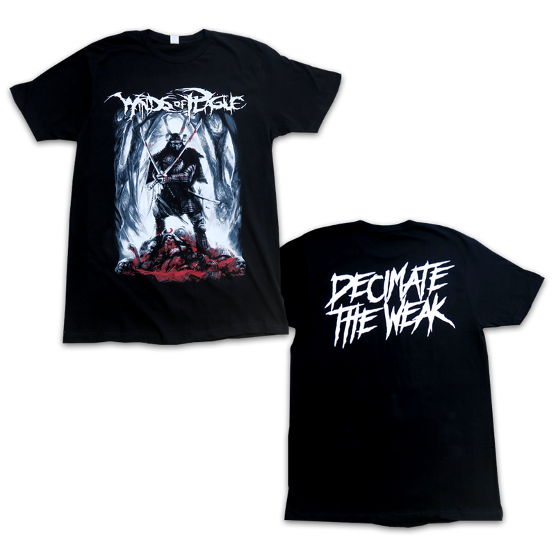WOP - Decimate the Weak Album Art Tee