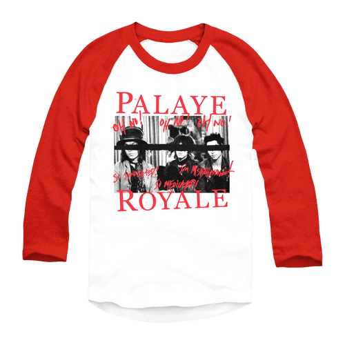 Palaye Royale - Don't Feel Right Raglan