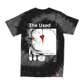 The Used - In Love and Death Tee - Dyed Edition