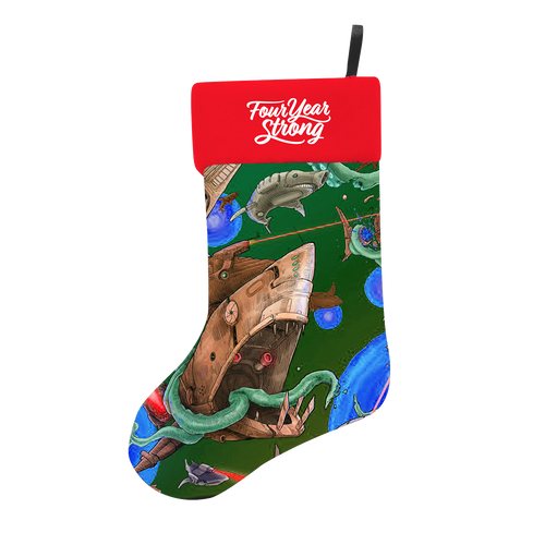FYS - Shark Christmas Stocking