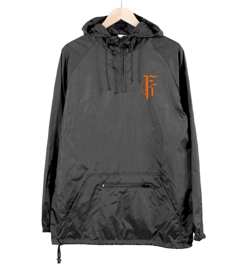 FFAK - Black Windbreaker