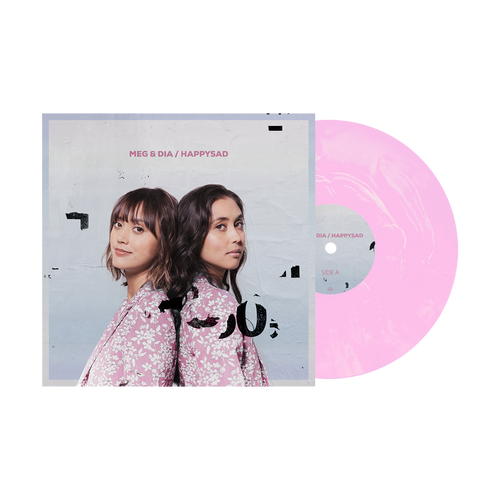 Meg and Dia - Happysad Vinyl