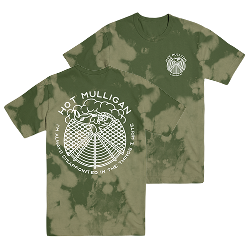 Hot Mulligan - Custom Dyed Armadillo Tee