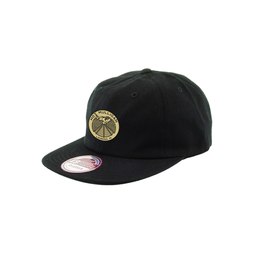 Hot Mulligan - Armadillo Patch Unstructured Hat (Black)