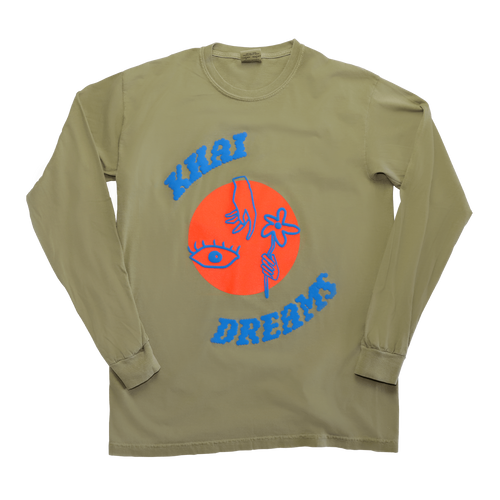 Khai Dreams Long Sleeve - Khaki
