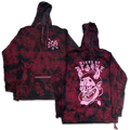 WOP - King of Carnage Dyed Windbreaker
