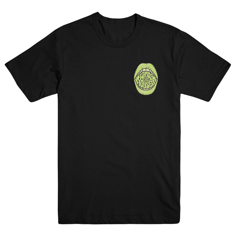 HLH - Green Lips Tee