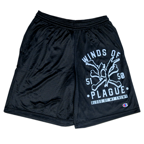 WOP - Nameless Walker Gym Shorts