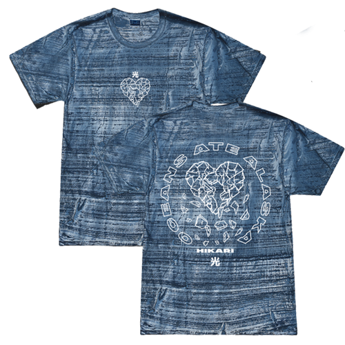OAA - Shattered Heart Pieces Tee