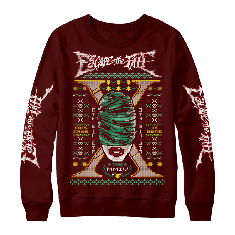 ETF - This X-MAS Is Ours Crewneck Sweatshirt