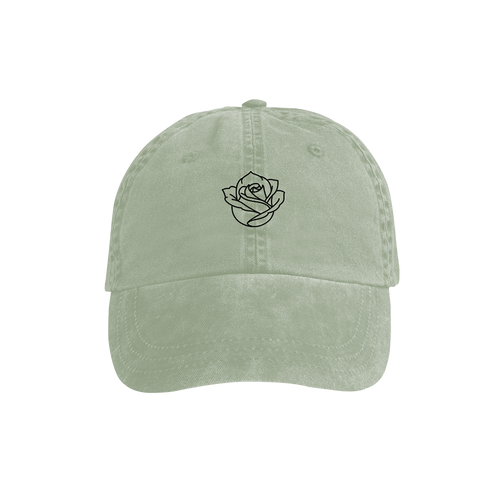 Daisyhead - Rose Dad Hat