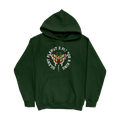 Traditional Hoodie - Green
