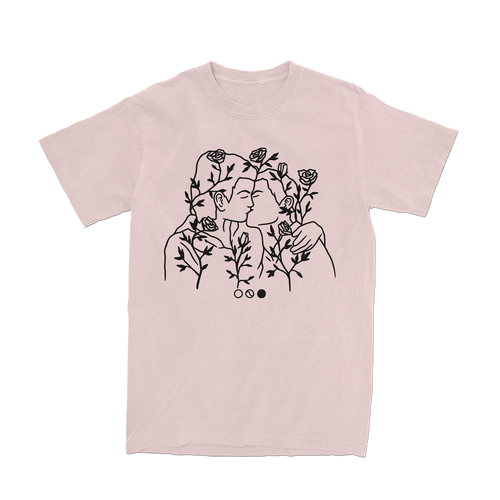 TCTT - Kissing Rose Tee