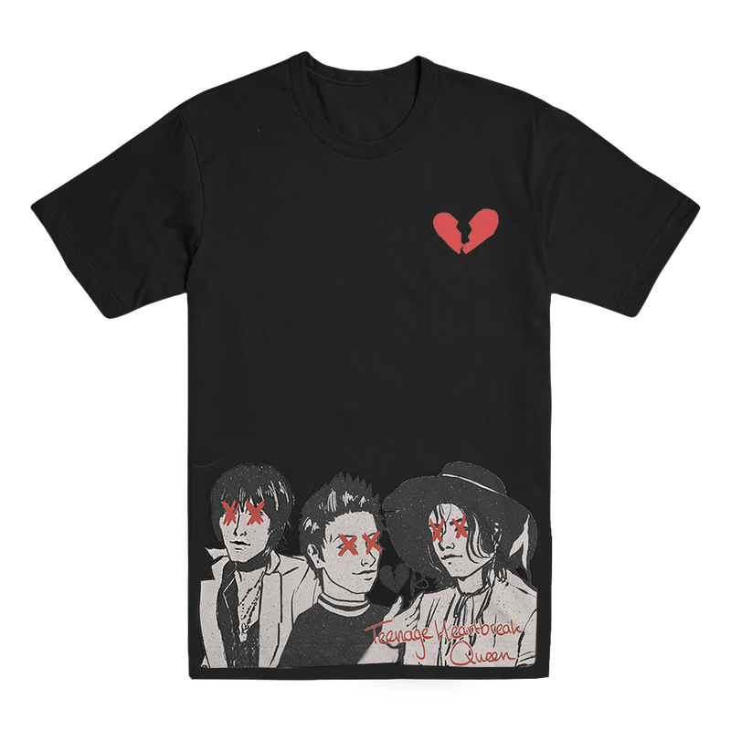 Palaye Royale - Teenage Heartbreak Queen Tee