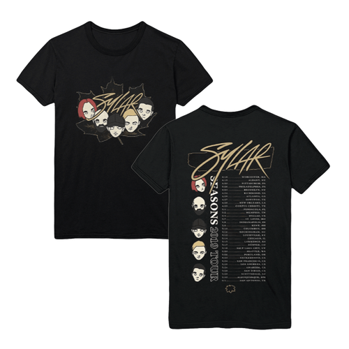 Sylar - Seasons Face Tour Tee