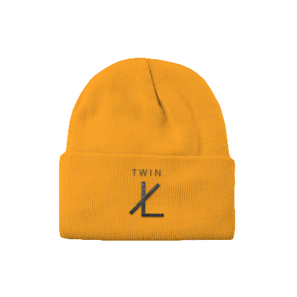 Twin XL - Gold Beanie
